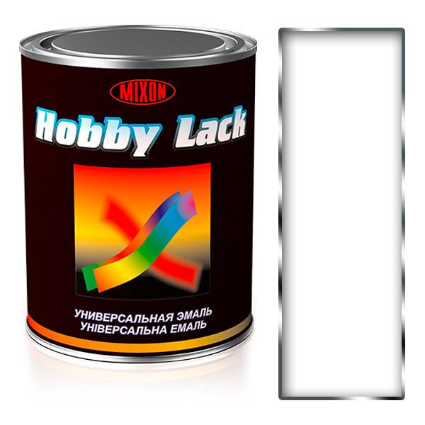 Краска для металла ПФ-115 Mixon Hobby Lack. Белая глянцевая (RAL9003). 2,7 кг