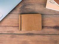 Зажим для купюр Knockwood - Cromwell, Brown коричневый