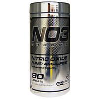 Cellucor, NO3 Chrome, усилитель тренировок с оксидом азота, 90 капсул