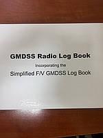 Журнал судовой GMDSS Radio Log Book