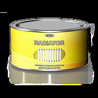 Акриловая термостойкая краска Mixon Radiator. Белая. 2,25 л