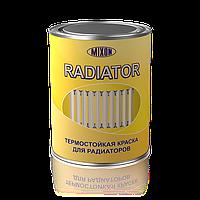 Акриловая термостойкая краска Mixon Radiator. CLR. 0,75 л