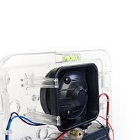 Светозвуковая наружная сирена SATEL SD-6000 R, фото 3