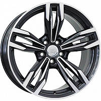 Литые диски WSP Italy BMW (W683) Ithaca R20 W10 PCD5x112 ET41 DIA66.6 (anthracite polished)