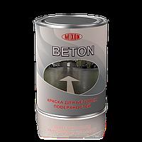 Фарба для бетону Mixon Beton. Біла. 0,75 л