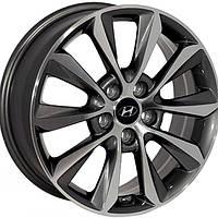 Литые диски Replica Mazda (TL0176) R17 W6.5 PCD5x114.3 ET46 DIA67.1 (SMF)