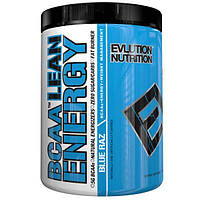 EVLution Nutrition, Сухая энергия аминокислот с разветвленной цепью, синий раз, 11,2 унц. (318 г)