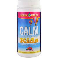 Natural Vitality, Calm Specifics, для детей, питьевая смесь для успокоения и концентрации, натуральные ягоды, 4 унции (113 г)