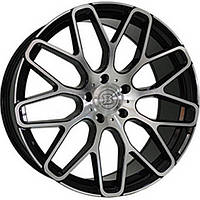 Литые диски Replica Mercedes (MR967) R22 W10 PCD5x130 ET48 DIA84.1 (BKF)