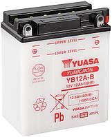 Аккумулятор для мотоцикла Honda Yuasa YB12A-B