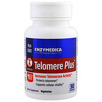 Enzymedica, Теломеры плюс, 30 капсул