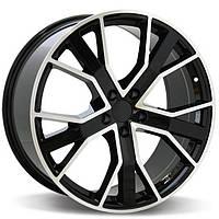Литые диски Replica Audi (A520) R18 W8 PCD5x112 ET39 DIA66.6 (GMF)