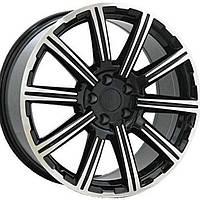 Литые диски Replica Audi (A521) R20 W9 PCD5x130 ET55 DIA71.6 (BKF)