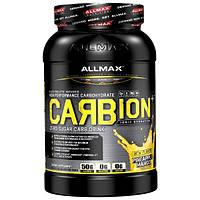 ALLMAX Nutrition, CARBion+, максимально сильный электролит+ энергетический гидратационный напиток, ананас-манго, 2,46 фунтов (1120 г)