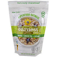 Earnest Eats, Hot & Fit Cereal, Asian Blend, 14 oz (397 g)
