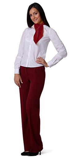 Стильная униформа для обслуживающего персонала на заказ