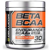 Cellucor, Beta BCAA, аминокислоты с разветвленной цепью для выносливости, тропические брызги, 12,2 унции (348 г)