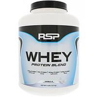RSP Nutrition, LLC, Whey Protein Blend, Vanilla, 4 lbs (1.81 kg)