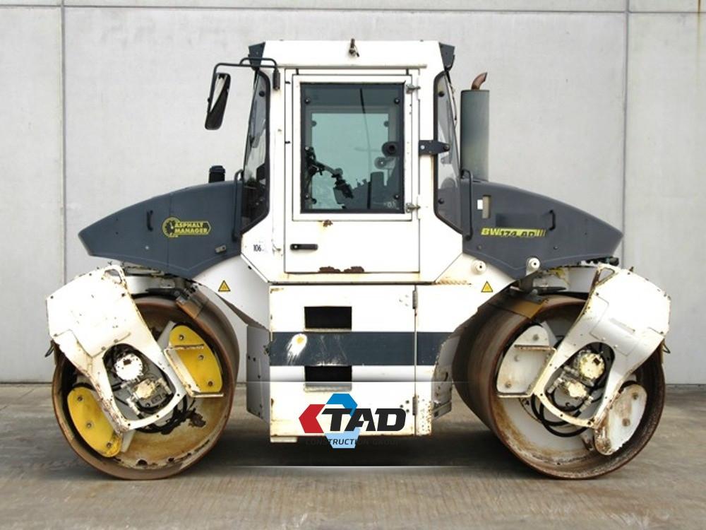 Каток дорожный Bomag BW 174 AD-2 AM (2004 г)