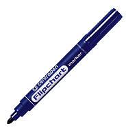 Маркер для флипчарта Centropen Flipchart 8550, 2,5 мм, круглый наконечник, синий