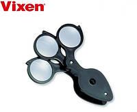 Увеличительное стекло Vixen Pocket Reading Magnifier P23N (Made in japan)