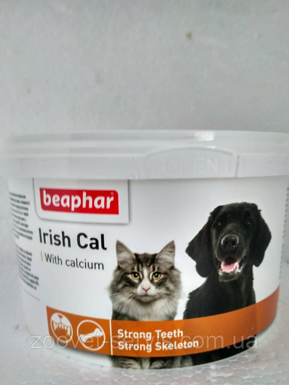Витаминно-минеральная пищевая добавка для кошек с кальцием IRISH CAL (Айриш Каль) 250 г
