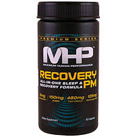 Maximum Human Performance, LLC, Recovery PM, 90 капсул