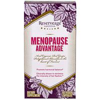 ReserveAge Nutrition, Менопауза Advantage 60 овощных капсул