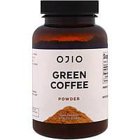 Ojio, Зеленый кофе в порошке, 3,53 унции (100 г)
