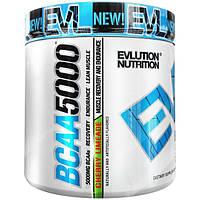EVLution Nutrition, Аминокислоты с разветвленной цепью 5000, вишневый лимонад, 8,8 унц. (249 г)
