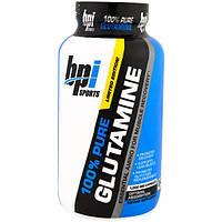 BPI Sports, 100% чистый глютамин, ограниченное издание, незаменимая аминокислота для восстановления мышц, 1000 мг, 240 капсул