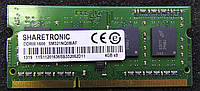 Оперативная память Sharetronic SM321NQ08IAF, 4GB, SO-DIMM, DDR3, 1600 MHz