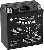 Аккумулятор для мотоцикла / квадроцикла YUASA YTX20CH-BS