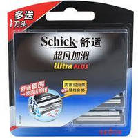 Сменные кассеты для бритья Schick Ultrex Plus 6 шт