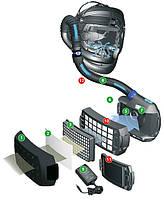 3M 834005 Резиновый воздушный шланг для ADFLO (без QRS) для масок Speedglas серии 9002