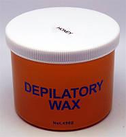 Воск для депиляции Depilatory Wax YPD-03 в банке 450 мл, эпиляция воском, депиляция воском, депилирующий воск, воск для удаления волос