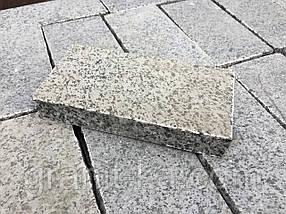 Плитка гранитная 10х20х2-3см