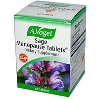 A Vogel, Таблетки шалфея при менопаузе, 60 таблеток