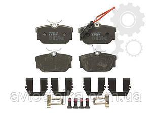 Гальмівні колодки задні VW T4 TRW