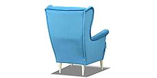 """Дизайнерское кресло """"Volter"""" (Волтер) (82 см), фото 3"""