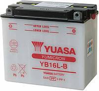Аккумулятор для квадроцикла / гидроцикла Yuasa YB16L-B