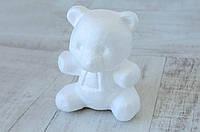Пенопластовая фигурка Медвежонок 12х9.8х8.5 см