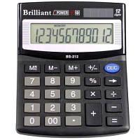Калькулятор Brilliant BS-212  12 разрядный