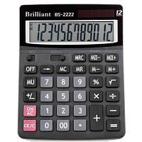 Калькулятор Brilliant BS-2222  12 разрядный
