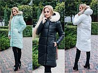 Куртка зимняя женская №589