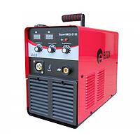Сварка инверторная Edon EXPERTMIG-3150, профессиональный полуавтомат, усиленная протяжка, установка бобины на 15 кг, еврорукав, напряжение 380V,