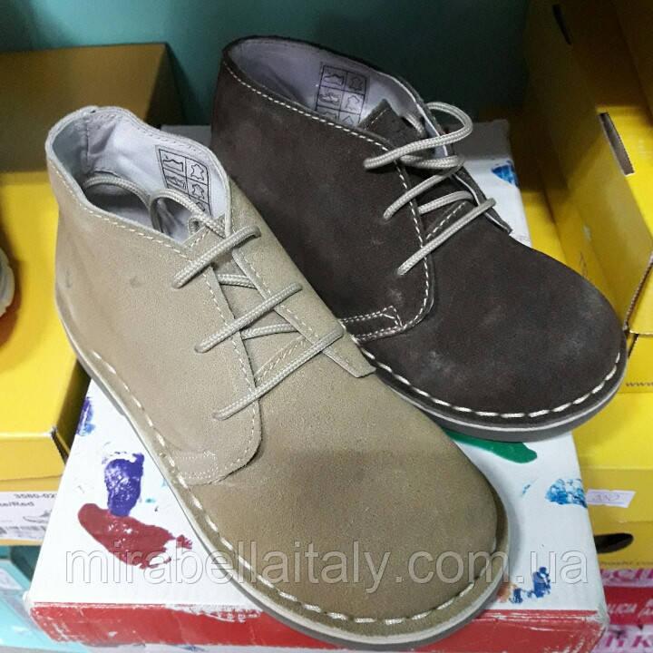 Туфли LamberJack кожаные