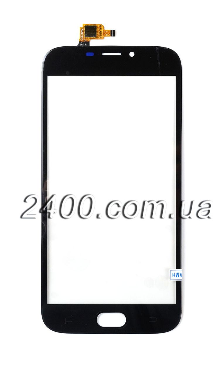 Touchscreen для телефонів Doogee X9 Pro - сенсор Doogee X 9 PRO (тачскрін Дугі Х9 Про) чорний