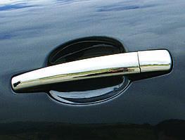 Накладки на дверные ручки Fiat Scudo II