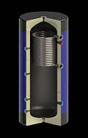Емкость буферная Werden Classik УВ 2000 л с утеплителем и верхним теплооменником